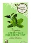 London H&H bio zöld tea és marokkói menta 20x 40 g