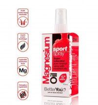 Better You magnézium olaj spray éjszakai 100 ml
