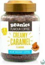 Beanies krémes karamella ízű instant kávé 50 g