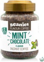 Beanies mentás csokoládé ízű instant kávé 50 g