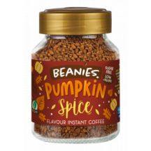 Beanies fűszeres-sütőtökös ízű instant kávé 50 g