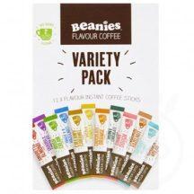 Beanies ízesített instant kávé válogatás 24 g