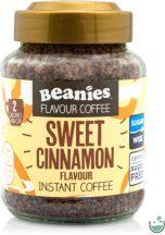 Beanies édes fahéjas süti ízű instant kávé 50 g