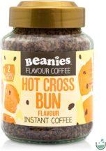 Beanies aszalt gyümölcsös süti ízű instant kávé 50 g