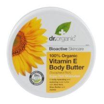 dr.Organic Testápoló vaj természetes E-vitaminnal 200ml