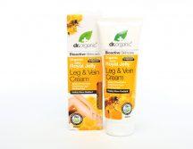 Dr.organic bio méhpempő lábápoló krém 200 ml