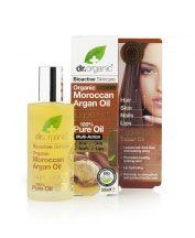dr.Organic 100% Marokkói bio argán olaj 50 ml