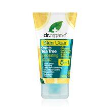 Dr.organic skin clear hámlasztó bőrradír 5 az 1-ben 150 ml