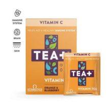 Vitabiotics tea+ vitamin tea c-vitamin 14 db, 30 g
