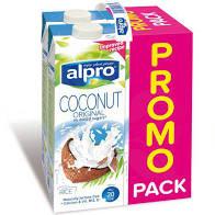 Alpro kókuszital 4x1000 ml