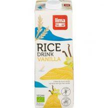 Lima bio rizsital vaníliával 1000 ml
