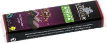 Cavalier étcsokoládé szelet stevia kakaó darabokkal 40 g