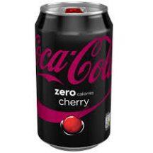 COCA-COLA ZERO CHERRY 330 ML 330 ml