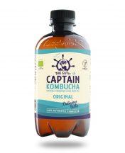 CAPTAIN BIO KOMBUCHA ITAL ORIGINAL 400 ml
