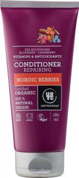 Urtekram hajkondiconáló berries 180 ml