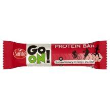 Sante go on tejcsokoládéval bevont áfonyás protein szelet 50 g