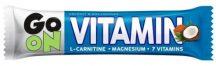 Sante go on vitamin szelet kókuszos tejcsoki bevonatban 50 g