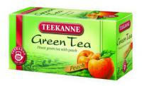 Teekanne zöld tea őszibarack 20x1,75g 35 g