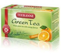 Teekanne zöld tea narancs 20x1,75g 35 g