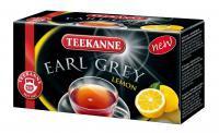 Teekanne fekete tea earl grey lemon 20x1,65g 33 g