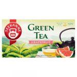 Teekanne green grapefruit ízű zöld tea 35 g