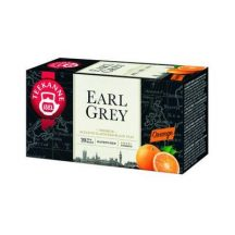 Teekanne earl grey narancs ízű fekete tea 33 g