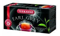 Teekanne fekete tea earl grey 20x1,65g 33 g