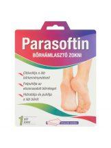 Parasoftin - bőrhámlasztó zokni 1 db