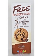 Bogutti free csokidarabos keksz édesítőszerrel 135 g