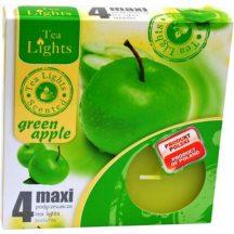 Illatos teamécses tl4 maxi zöldalma 4 db