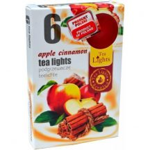 Illatos teamécses alma-fahéj 6 db-os 1 db
