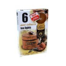 Illatos teamécses anti tobacco 6 db-os 1 db