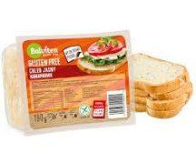 Balviten gluténmentes szeletelt fehér kenyér 190 g