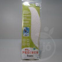 Pedibus talpbetét frotti 45-46 1 db