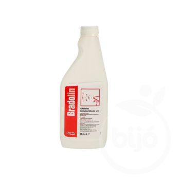 Bradolin alkoholos felületfertőtlenítő utántöltő 500 ml