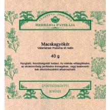Herbária macskagyökér tea 40 g