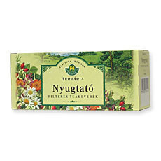 Herbária nyugtató teakeverék 100 g