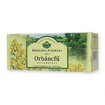 HERBÁRIA ORBÁNCFŰ TEA FILTERES