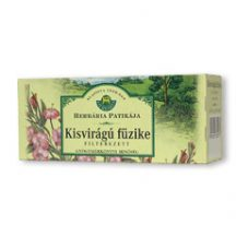 HERBÁRIA KISVIRÁGÚ FÜZIKE TEA FILTERES