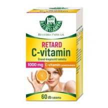 Herbária Retard C-vitamin 1000 mg 60db 60 db