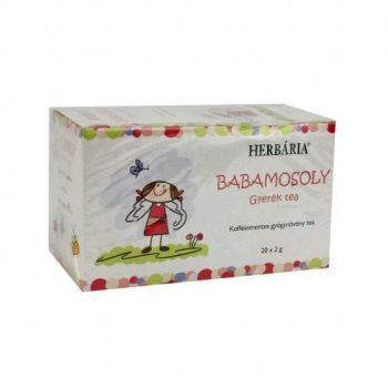Herbária babamosoly gyerek tea 20x2g 40 g