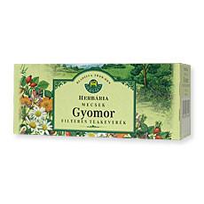 HERBÁRIA MECSEK GYOMOR TEA FILTERES