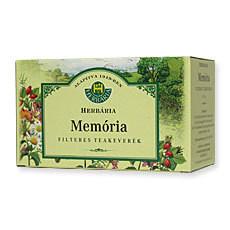 HERBÁRIA MEMÓRIA TEA FILTERES