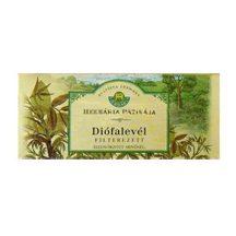 HERBÁRIA DIÓFALEVÉL FILTERES TEA