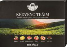 Herbária kedvenc teáim gyümölcsös válogatás 6x5 db