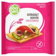 Abonett extrudált kenyér köleses gluténmentes 100 g