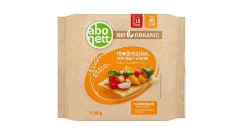 Abonett extrudált bio kenyér tönkölybúzával 100 g