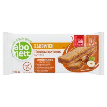 ABONETT SANDWICH TÖRÖKMOGYORÓS GM. 26 g
