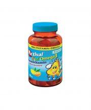 Actival kid  omega-3 gumivitamin 30 db
