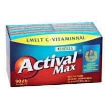 Béres actival max multivitamin filmtabletta 90 db